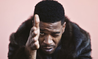 Kid Cudi Covers Issue A of Fat Man Magazine
