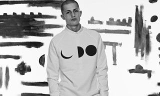 "Libertine-Libertine Spring/Summer 2014 ""A Monochrome Experiment"" Lookbook"