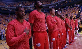 Los Angeles Clippers Turn to Fashion as a Means of Protest in Wake of Owner's Scandal