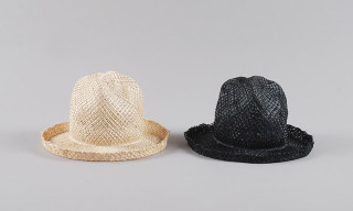 LUKER by NEIGHBORHOOD Straw Uneven Hat