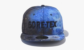 "New Era x GORE-TEX ""Galaxy"" Fitted Cap"