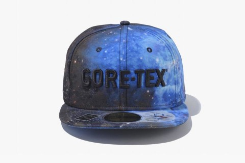 "New Era x GORE-TEX ""Galaxy"" Fitted Cap • Highsnobiety 6e7cf36c9235"