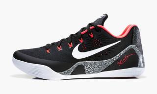"Nike Kobe 9 ""Black/White"""