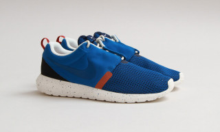 "Nike Roshe Run NM BR ""Military Blue/Sail"""