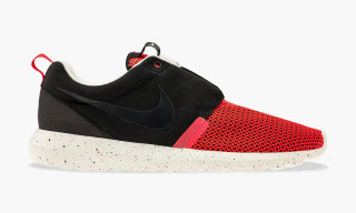 Nike Roshe Run NM Breeze Black Pine/Sail-Iron Ore