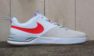 Nike SB Project BA White/Laser Crimson-Light Bone