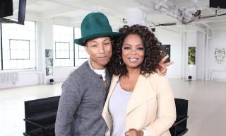 Watch Pharrell's Emotional Interview on Oprah