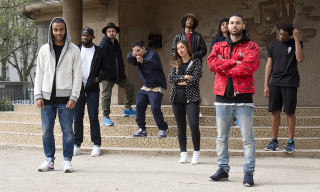 Reebok Classic Subcultures: A Closer Look at Twinsmatic and Friends in Paris