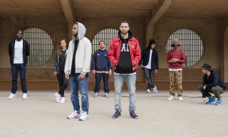 Reebok Classic Subcultures: Twinsmatic and Friends in Paris