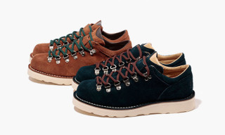 Stussy x Danner Mt Ridge Low Christy