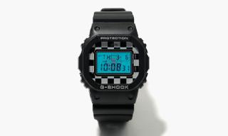 "Stussy x G-Shock DW-5600 ""Checker"""