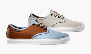 "Vans OTW Summer 2014 Ludlow ""Oxford"" Pack"