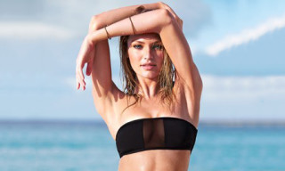 Victoria's Secret Swim 2014 Turks and Caicos Islands Campaign