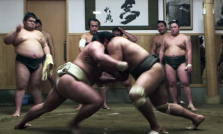 Watch the Documentary Trailer for 'Becoming Sumo'