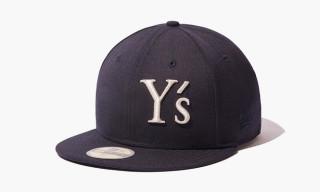 Y's by Yohji Yamamoto x New Era Spring/Summer 2014 59FIFTY Cap