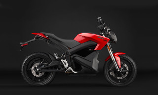 Zero Motorcycles 2014 Zero SR Electric Motorcycle