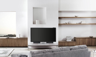 "Bang & Olufsen Unveils BeoVision ""Avant"" Television"