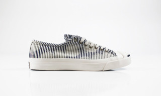 Converse Jack Purcell Salt Wash Stripe Collection