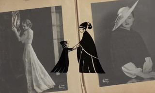 Lanvin Celebrates 125 Years with Animated Logo