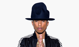 "Pharrell Auctions Items in Aid of ""From One Hand To AnOTHER"""