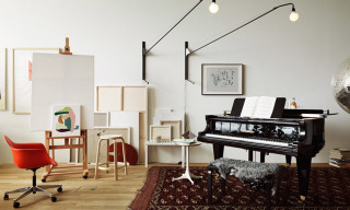 Vitra and Artek Fantasy Apartment Furnished by Studioilse