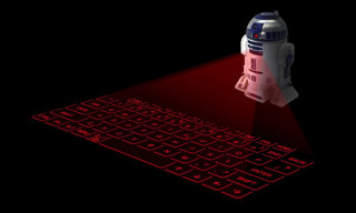 Amadana x Star Wars R2-D2 Virtual Keyboard