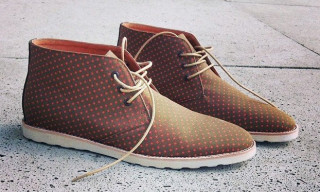 Amsterdam Shoe Co. Spring/Summer 2014 Polka Dot Chukka