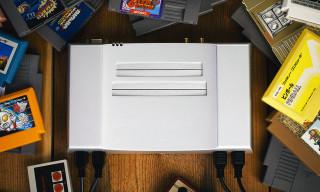 Analogue Nt: an Aluminum NES