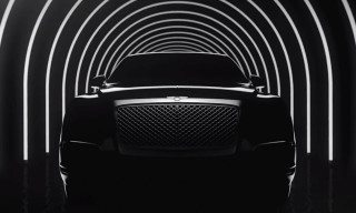 Watch a Preview of Bentley's Upcoming SUV
