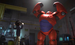 Watch the Official Trailer for Disney and Marvel Comics' 'Big Hero 6'