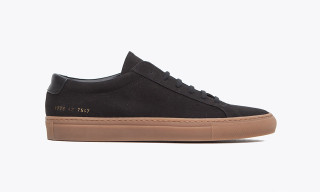 Common Projects x Très Bien Achilles Gum Sole Black