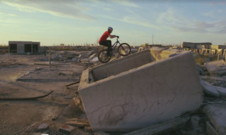 "Watch Danny MacAskill's ""Epecuén"" Riding Film"