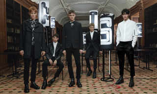 Dior Homme Fall 2014 Campaign