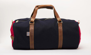 Ebbets Field Flannels x Fielders Choice x Port Limited Edition Duffel Bag