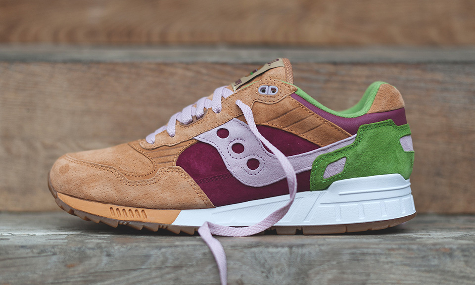 saucony shadow burger