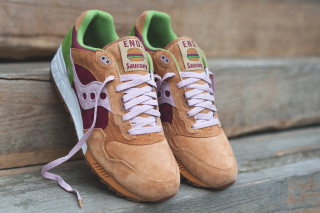 Saucony End Burger