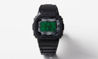 F.C.R.B. x G-Shock DW-5600