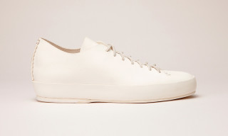 FEIT All-White Leather Capsule Collection
