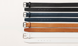 FEIT Summer 2014 Vegetable Leather Belts
