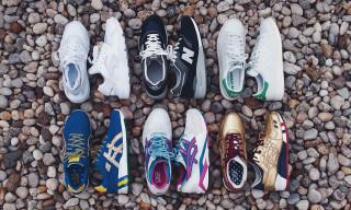 Highsnobiety Sneaker Rotation | Ronnie Fieg