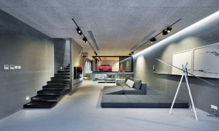 House in Sai Kung by Millimeter