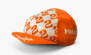 "House Industries x Rapha ""Tour of California"" Caps"