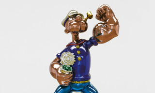 Jeff Koons' 'Popeye' to Debut at Sotheby's, Expected to Sell for $25 Million USD