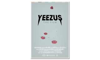 Kanye West's 'Yeezus' Movie Poster – UPDATE: This is a Fake