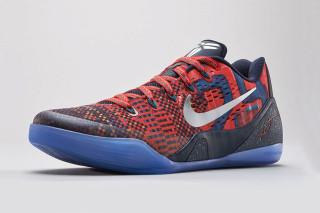"Nike Kobe 9 PRM ""Laser Crimson/Reflective Silver"""