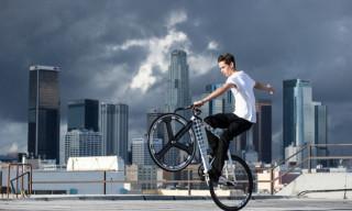 """Leader Bike x Vans """"A Day In LA"""" Video Lookbook"""