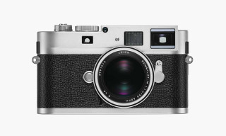 Leica M Monochrom in Silver Chrome