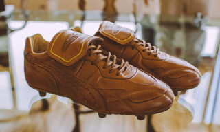 Watch the Making of the PUMA King Football Boot by Alexander McQueen