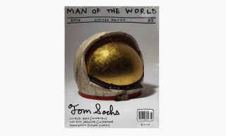 MAN of the WORLD Magazine Issue 8 Limited Edition Cover by Tom Sachs