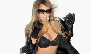 Mariah Carey by Terry Richardson for 'Wonderland' Magazine Summer 2014